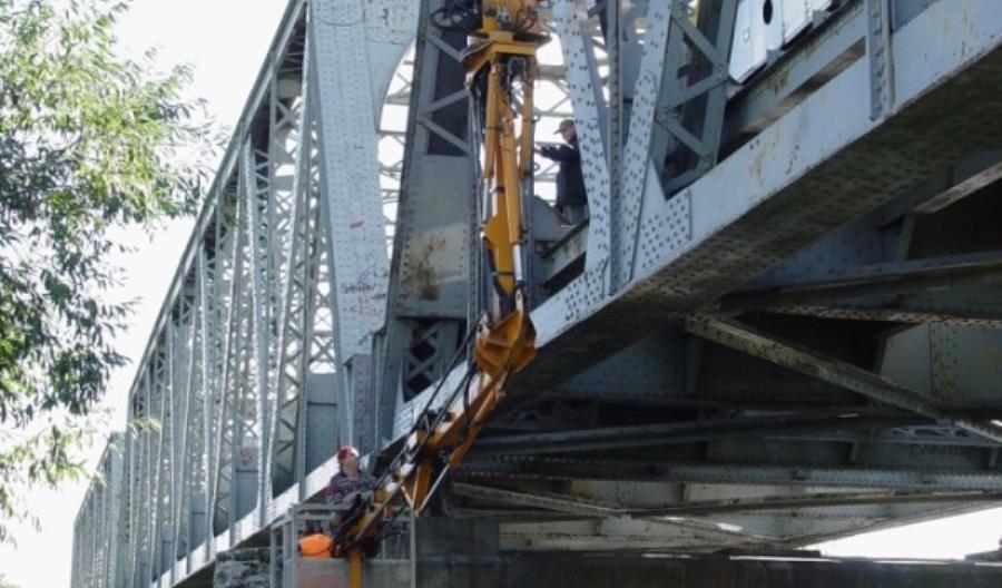 Kolejowe mosty będą sprawniej badane