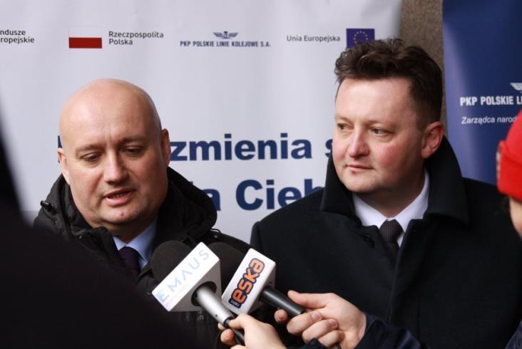 100 mln zł na dodatkowy peron i przedłużenie przejścia na stacji Poznań Główny