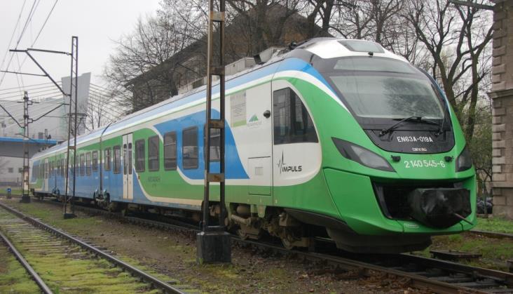 Jakie nowe pociągi zobaczymy w południowej Polsce?