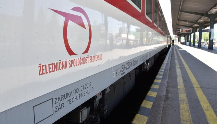 Nowe kolejowe połączenia międzynarodowe z Ukrainy. Tym razem do Koszyc