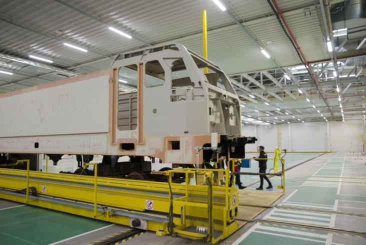 Akiem: 30 nowych lokomotyw Bombardiera na Polskę