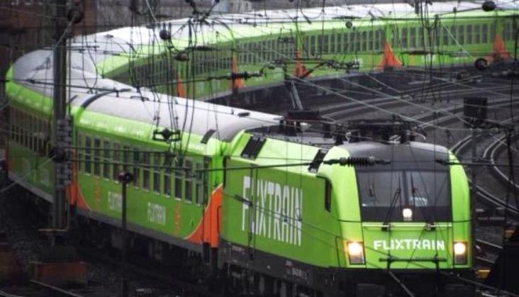 Flixtrainowi brakuje pociągów