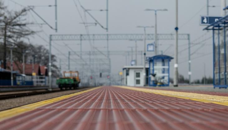 Rusza przebudowa peronów w Nowym Dworze i wiaduktu w Warszawie