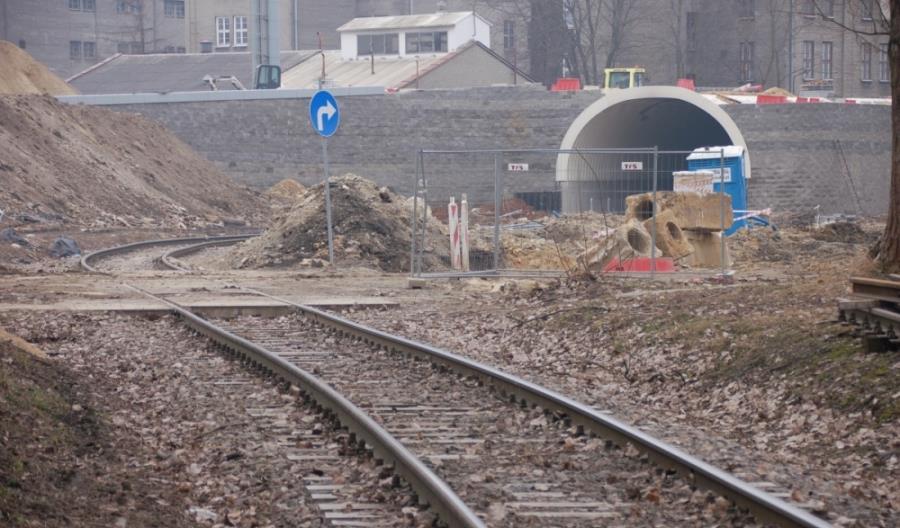 Lublin: Powstaje nietypowy wiadukt nad bocznicą