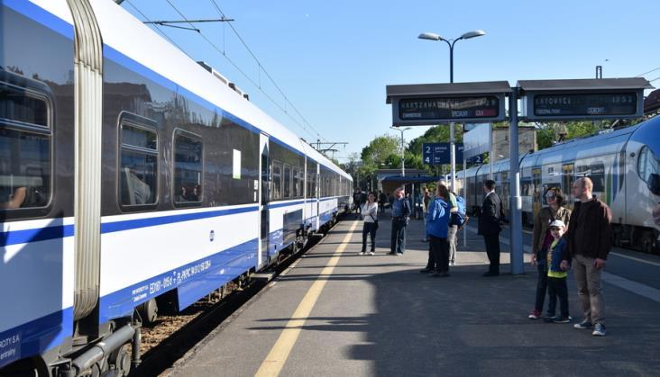 Kolej aglomeracyjna w Bielsku-Białej i okolicach? Prezydent miasta jest za