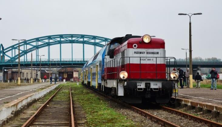 PLK zamawia dokumentację dla przywrócenia kolei do Bytowa
