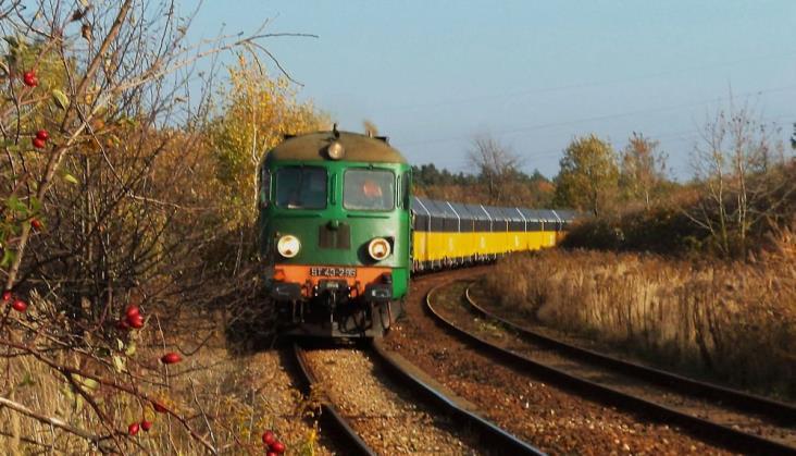 Szybko rosnące przewozy intermodalne szansą dla kolei i gospodarki w Polsce