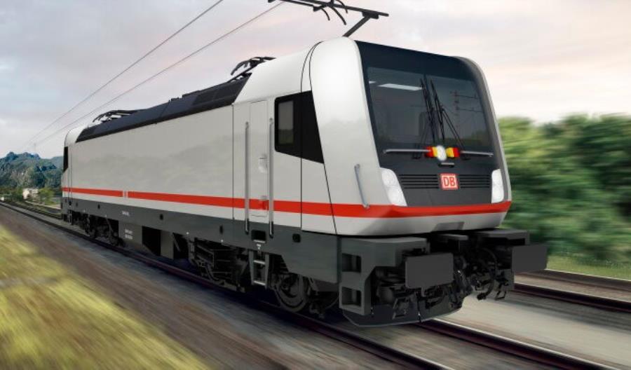 Tak będą wyglądać składy Talgo dla Deutsche Bahn. Pojadą do Amsterdamu jako ECx