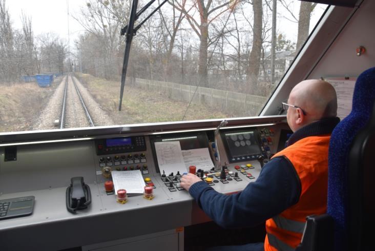 PKP PLK zaprezentowały najnowszy pojazd do diagnostyki infrastruktury [zdjęcia]