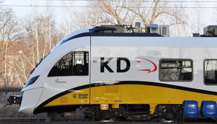 Wójt gminy Lubin: Pozbawienie nas pociągów to absurd bez precedensu