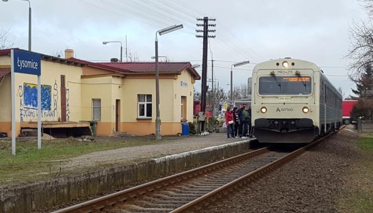 Linia z Torunia do Chełmży do rewitalizacji [oferty]