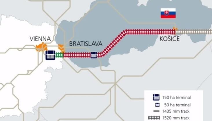 Szeroki tor do Wiednia: Start budowy w 2025 r.?