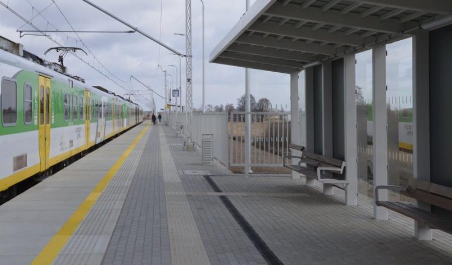 Sadowne – Czyżew: Nowe perony... bez pasażerów