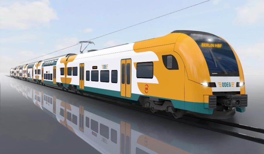 Siemens dostarczy 23 pociągi Desiro do regionu Brandenburgii