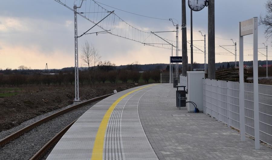 Od jutra pociągi z Lublina dojadą do Zaklikowa