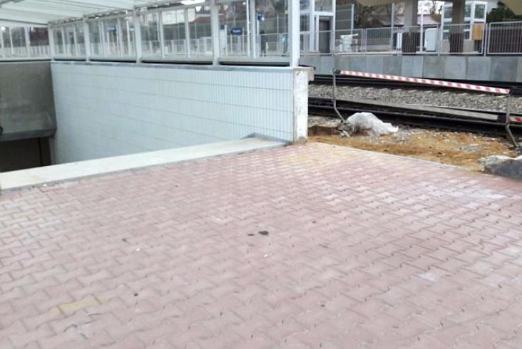 Linia 447: Tunele otwarte, ale prace trwają, są utrudnienia