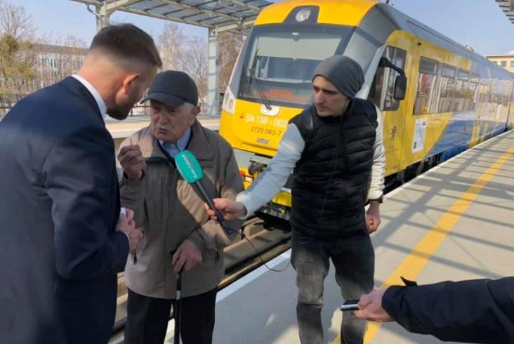 10-milionowy pasażer Pomorskiej Kolei Metropolitarnej