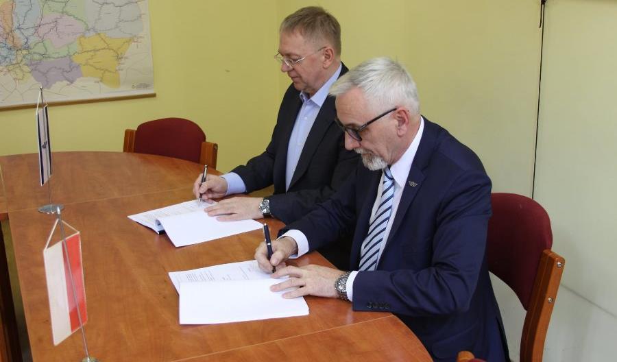 Jest umowa na projekt remontu linii 203 Krzyż – Gorzów