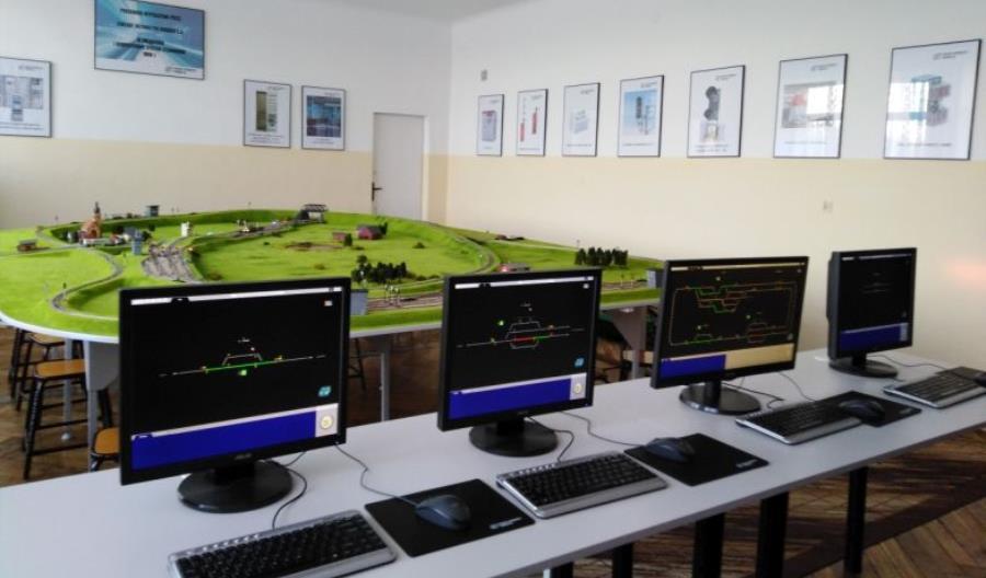 Lokalne Centrum Sterowania w Zespole Szkół w Skarżysku-Kamiennej
