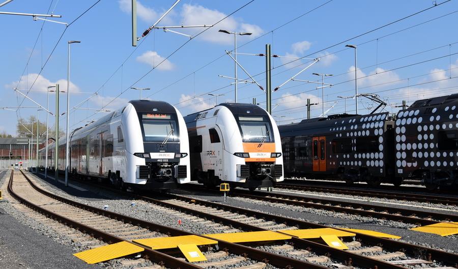Siemens Mobility pokazał ultranowoczesną bazę utrzymania taboru w Dortmundzie [zdjęcia]