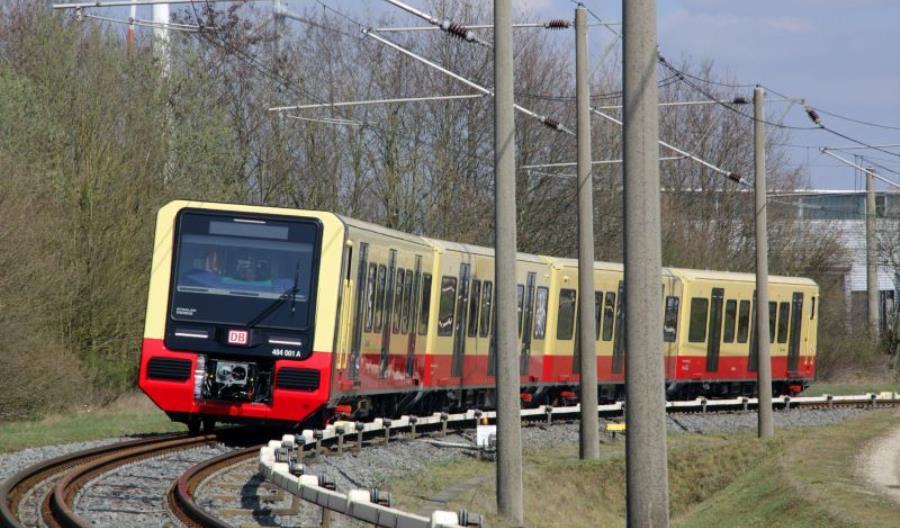Nowe pociągi dla S-Bahn Berlin konsorcjum Siemens-Stadler już na testach