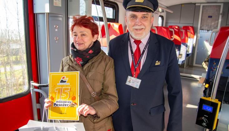 15 milionów pasażerów w ŁKA