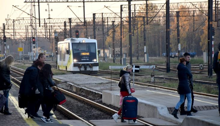 Urząd Transportu Kolejowego bada satysfakcję pasażerów kolei