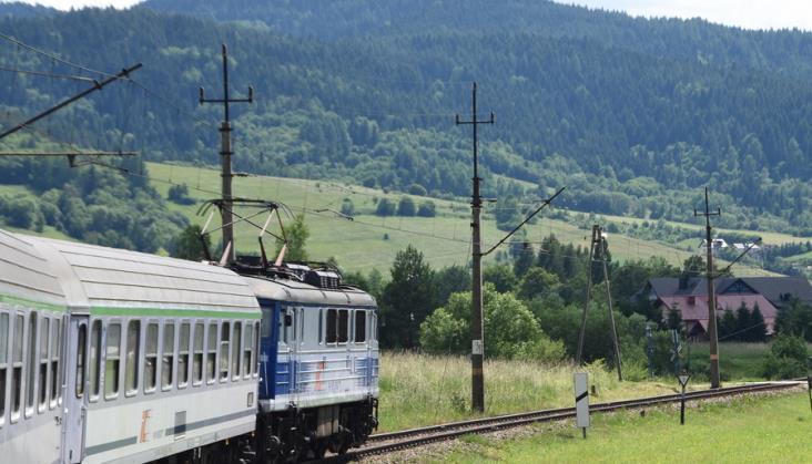 PKP PLK kolejny raz szuka wykonawcy dla linii Sucha Beskidzka – Chabówka
