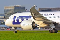 Zapowiada się rekordowy rok dla LOT-u. Nawet 10 mln pasażerów w 2019 roku