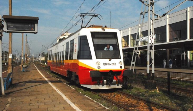 PR na razie bez komercyjnych pociągów do EnergyLandii w Zatorze