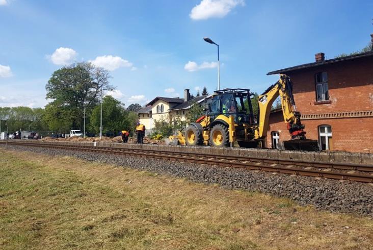 """Górzyca Reska – """"nowy"""" przystanek na trasie z Koszalina do Goleniowa"""