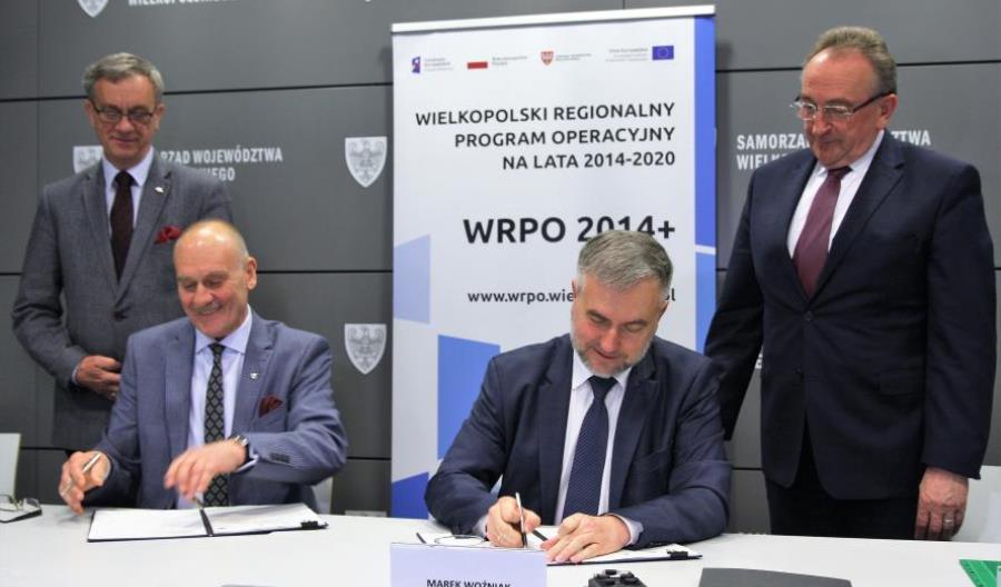 Jest przetarg na nową bazę utrzymaniową Kolei Wielkopolskich