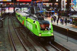 Ruszają kolejne pociągi Flixtrain w Niemczech