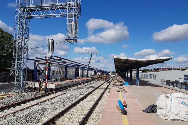 W czerwcu pociągi wrócą na estakadę w Gorzowie [zdjęcia]