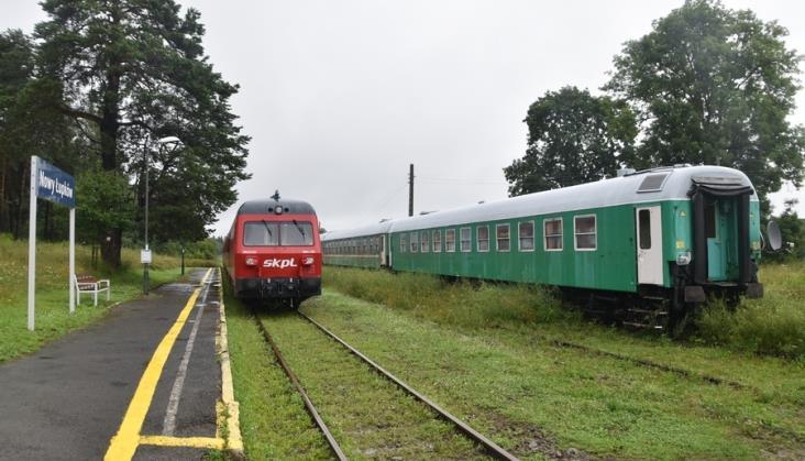 PLK szuka wykonawcy projektu przebudowy linii z Zagórza do Łupkowa