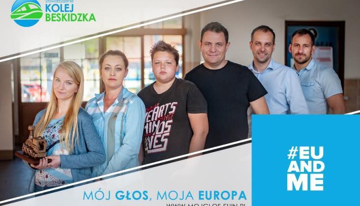 Kolej Beskidzka w finale konkursu Komisji Europejskiej