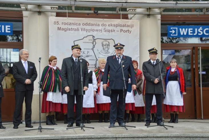 85-lecie Magistrali Węglowej [zdjęcia]