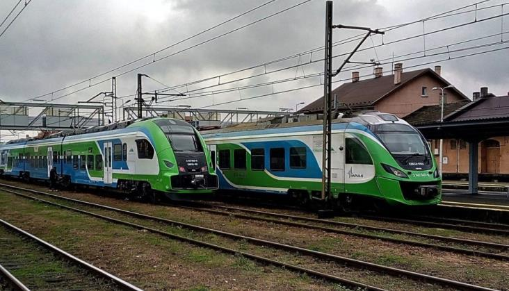 Newag dostarczy tabor dla rzeszowskiej kolei aglomeracyjnej [aktualizacja]