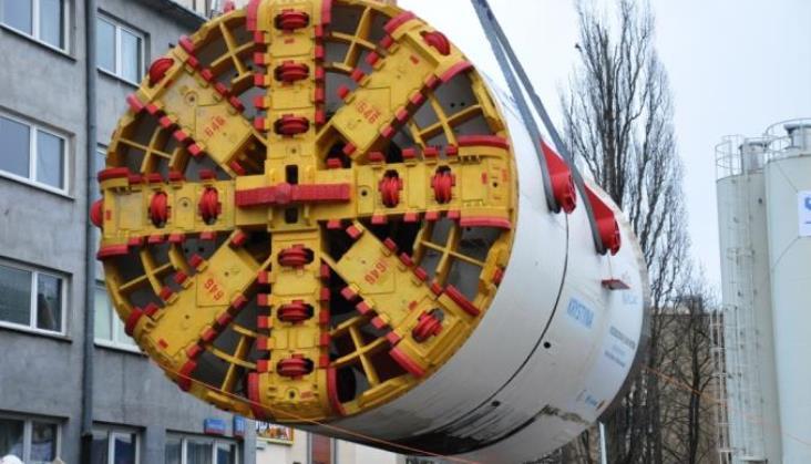 Łódź: Gdzie trafi ziemia z tunelu średnicowego? Społecznicy chcą konsultacji