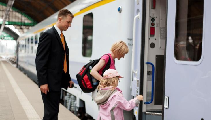 Dzień Dziecka na kolei: Bezpłatne przejazdy i niespodzianka z UTK