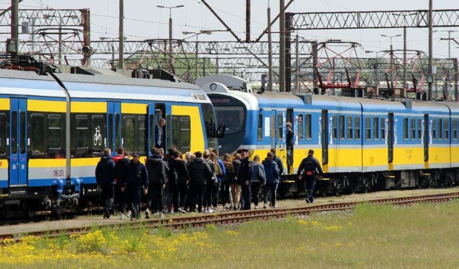 Dni Otwarte Funduszy Europejskich w PKP SKM w Trójmieście