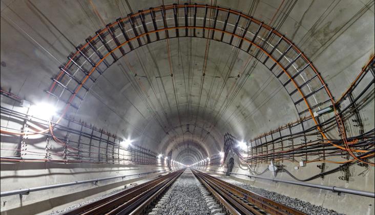 Mija rok funkcjonowania kolejowego Tunelu Beskidzkiego