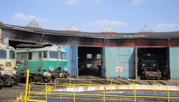 PKP Cargo sprzedaje setkę lokomotyw