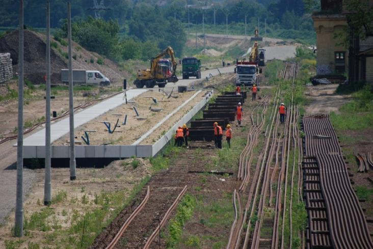 Trwają prace między Lublinem a Puławami