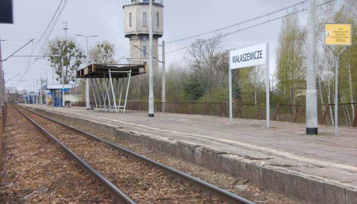 Lubelskie: Opóźniona modernizacja stacji na linii E20