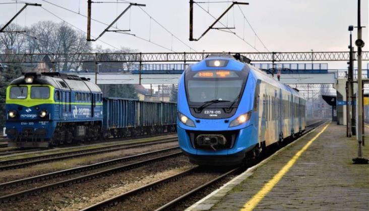 To już koniec przetargów na linię Poznań – Szczecin, bo stację Krzyż zrobią kiedy indziej