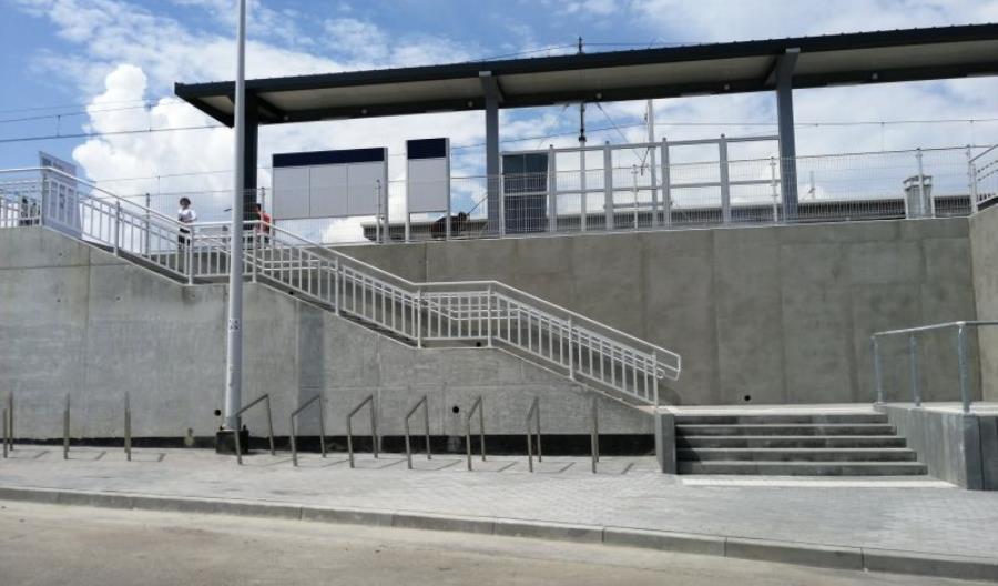 9 czerwca otwarcie nowego przystanku Rzeszów Zachodni [zdjęcia]