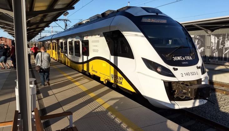 Koniec sporu o pociągi KD. Postoje między Lubinem a Legnicą od 17 czerwca