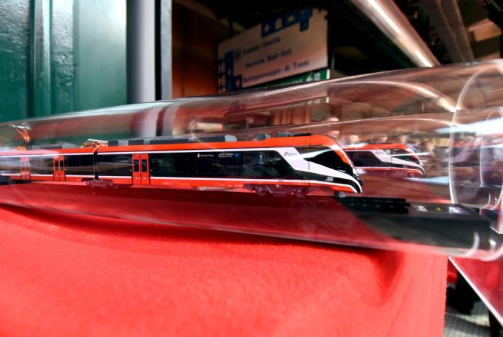 FSE oficjalnie odbiera Impulsy 2 z Newagu [zdjęcia]