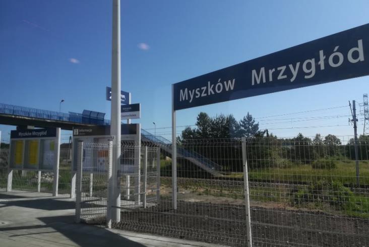 Do Częstochowy po nowym torze i z nowych peronów [zdjęcia]